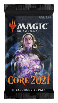 Magic the Gathering CCG: Core 2021 Booster