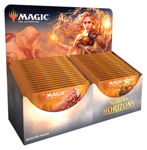 Magic the Gathering CCG: Modern Horizons Booster Display
