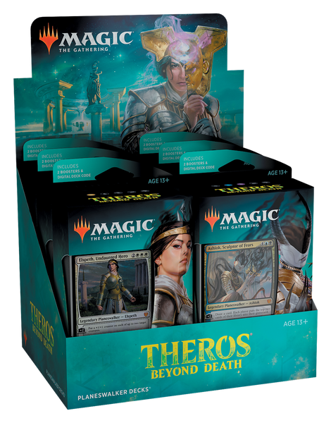 Magic the Gathering Theros Beyond Death Planeswalker Decks