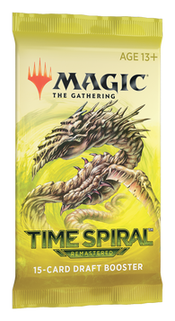Magic the Gathering CCG: Time Spiral Remastered Booster Pack
