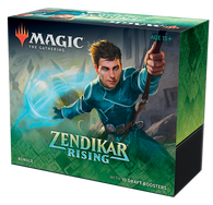 Magic the Gathering CCG: Zendikar Rising Bundle