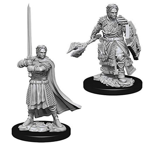 Dungeons & Dragons Nolzur`s Marvelous Unpainted Miniatures: W8 Male Human Cleric
