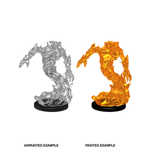 Pathfinder Deep Cuts Unpainted Miniatures: Wave 5- Medium Fire Elemental