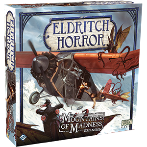 Eldritch Horror: Mountains of Madness Expansion