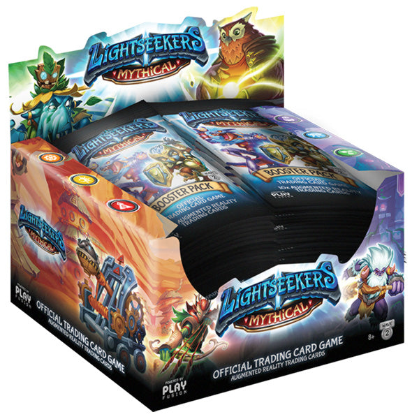 Lightseekers: Mythical Booster Display (40)