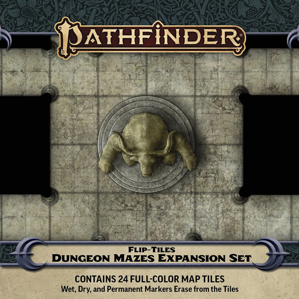 Pathfinder RPG: Flip-Tiles Dungeon Mazes