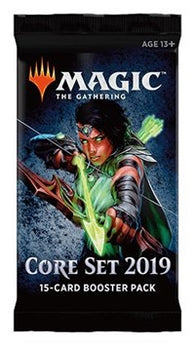 Magic the Gathering CCG: Core Set 2019 Pack