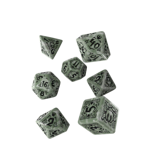 Pathfinder Tyrant Grasp Dice Set (7)