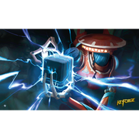 KeyForge: Call of the Archons - Positron Bolt Playmat