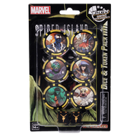 Marvel HeroClix: Secret Wars - Battleworld Dice and Token Pack