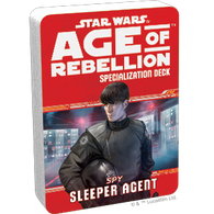 Star Wars RPG: Age of Rebellion - Sleeper Agent Specialization Deck