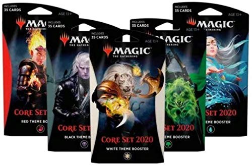 Magic the Gathering CCG: Core Set 2020 Theme Booster