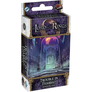 The Lord of the Rings LCG: Trouble in Tharbad Adventure Pack