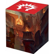 Magic the Gathering CCG: Guilds of Ravnica Pro 100+ Deck Box - Boros Legion