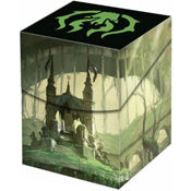 Magic the Gathering CCG: Guilds of Ravnica Pro 100+ Deck Box - Golgari Swarm