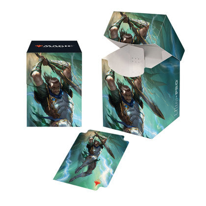 Magic the Gathering: War of the Spark PRO 100+ Deck Boxes V1