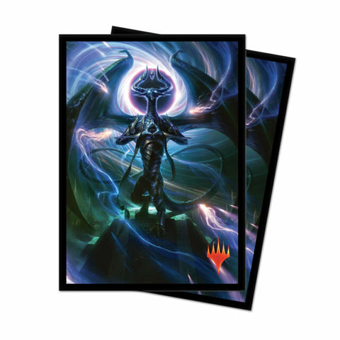 Magic the Gathering CCG: War of the Spark Deck Protector Sleeves (100) V3