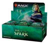 Magic the Gathering CCG: War of the Spark Booster Display (36)  ** Pre-Order **