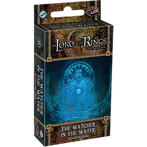 The Lord of the Rings LCG: Watcher in the Water Adventure Pack