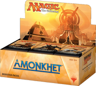 Magic the Gathering CCG:  Amonkhet Booster Box