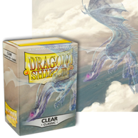Dragon Shields: (100) Clear Classic