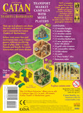 Catan: Traders and Barbarians 5-6 Player Extension