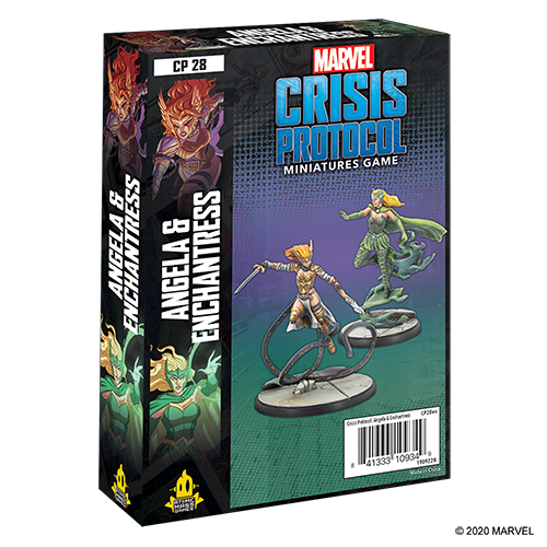 Marvel Crisis Protocol: Angela & Enchantress