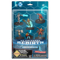 DC HeroClix: DC Rebirth Fast Forces