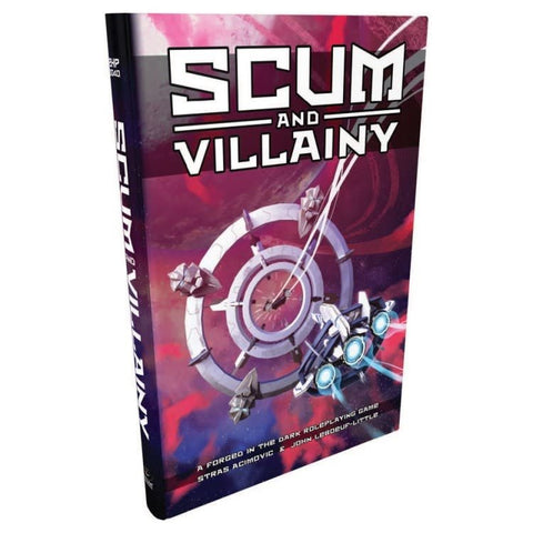 Scum and Villainy (Blades in the Dark system) RPG Hardcover