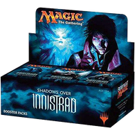 Magic the Gathering CCG: Shadows over Innistrad Booster Display Box