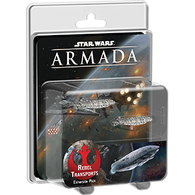 Star Wars: Armada Rebel Transports Expansion Pack