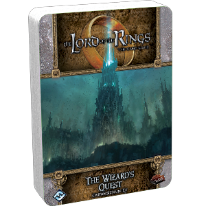 The Lord of the Rings LCG: The Wizard's Quest Custom Scenario Kit