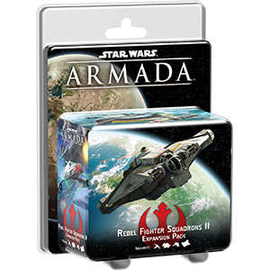 Star Wars: Armada Rebel Fighter Squadrons II Expansion Pack