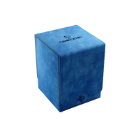 Squire 100 Card Convertible Deck Box: Blue