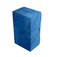 Stronghold 200+ Card Convertible Deck Box: Blue