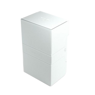 Stronghold 200+ Card Convertible Deck Box: White