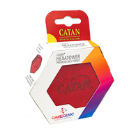 Catan Hexatower - Red