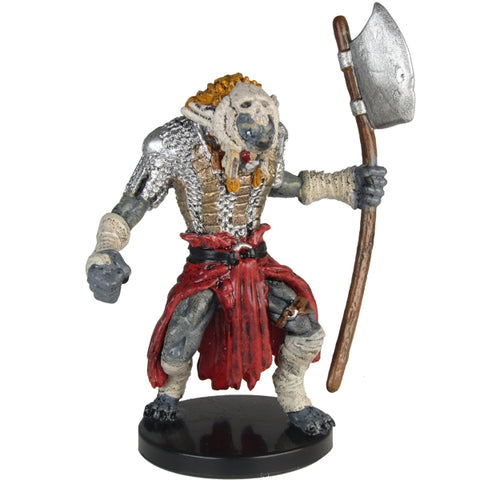 D&D Icons of the Realms Volo's Mordenkainen's Foes ~ Gnoll Pack Leader #15 Uncommon