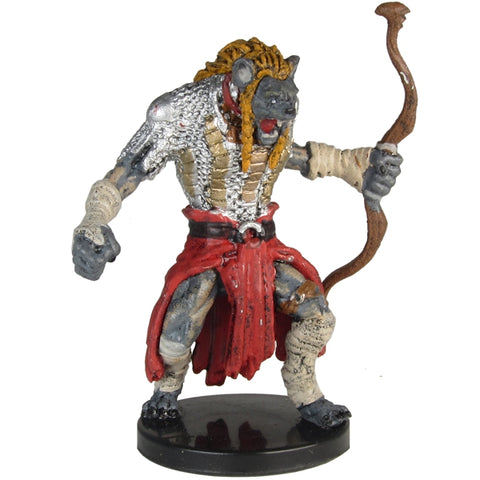 D&D Icons of the Realms Volo's Mordenkainen's Foes ~ Gnoll #3 Common