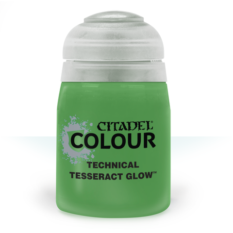 CITADEL TECHNICAL PAINT: TESSERACT GLOW (18ML)
