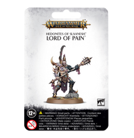 Warhammer Age of Sigmar: Hedonites of Slaanesh: Lord of Pain