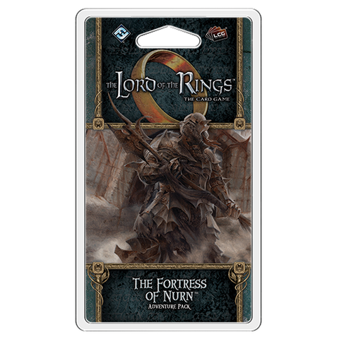 Lord of the Rings LCG: The Fortress of Nurn Adventure Pack