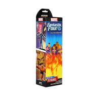 Marvel HeroClix: Fantastic Four Booster
