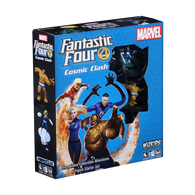 Marvel HeroClix: Fantastic Four Cosmic Clash Starter (6-Figure Set)