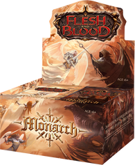 Flesh and Blood Monarch Booster Box (1st Edition)