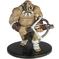D&D Icons of the Realms Volo's Mordenkainen's Foes ~ Ogre Bolt Launcher #32b Uncommon