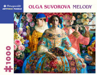 Pomegranate Artpiece Puzzle: 1000 Pieces - Olga Suvorova: Melody