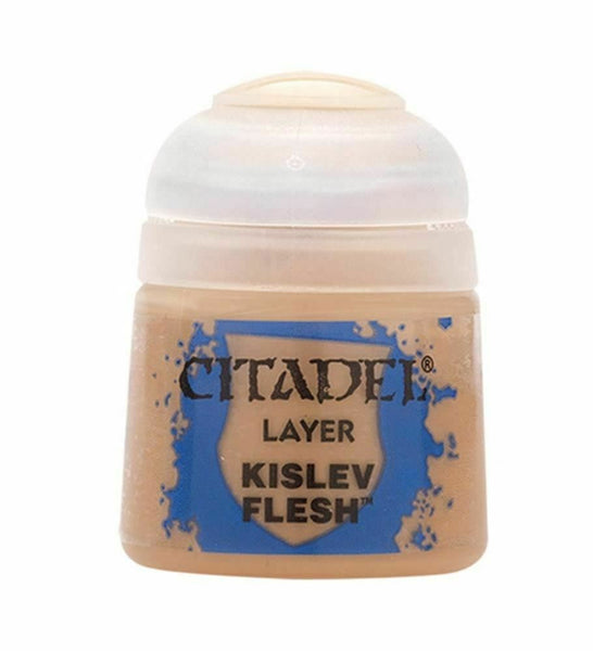 CITADEL LAYER PAINT KISLEV FLESH (12ML)