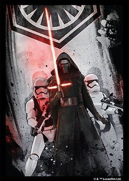 Star Wars: The Force Awakens Art Sleeves (50) - First Order