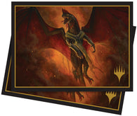Magic the Gathering CCG: Elder Dragon Deck Protector Sleeves (100) Vaevictis Asmadi, The Dire